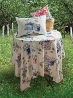 Summer Garden Table Topper
