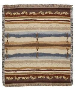 SALE Cimarron Tapestry Throw