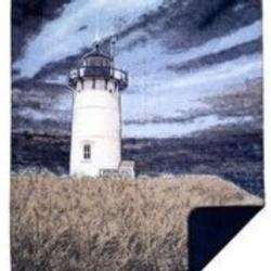 Denali Lighthouse Microplush ® Blanket