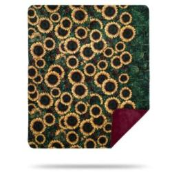 Denali Sunflowers Microplush ® Blanket