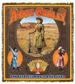 Annie Oakley Tapestry Throw