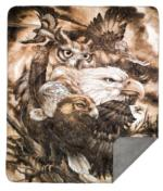 Denali Sky King Trail Microplush ® Blanket