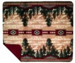 Autumn Point Denali Microplush ® Blanket