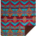 Denali Native Trail Microplush ® Blanket