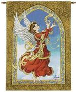 Angel of Friendship Tapestry Wall Hanging