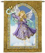 Angel of New Beginnings Tapestry Wall Hanging