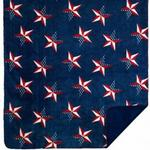 NEW All American Throw Denali Microplush ® Blanket