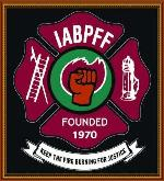 Black Professional Firefighters Tapestry Throw