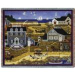 NEW Salty Witch Bay Tapestry Throw
