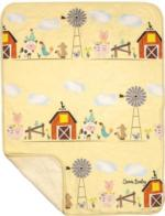 Farmyard Friends Soft Fleece Blankets