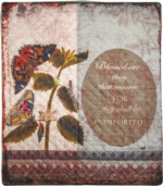 NEW Blessed Are They That Mourn Matthew 5:4 Quilt Blanket