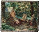 NEW Autumn Retreat Tapestry Throw