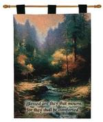 Creekside Trail Tapestry Wall Hanging