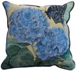 NEW Hydrangea Promise Tapestry Pillow