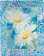 NEW Daisy Sunshine Collection Throw