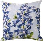 Blue Bonnets CLIMAWEAVE Pillows