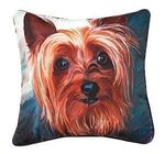 Paws Yorkie Style, CLIMAWEAVE Pillows