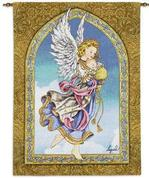 Angel of Newborns Tapestry Wall Hanging