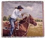 The Roper Tapestry Throw