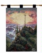 Sunrise with Verse Tapestry Wall Hanging
